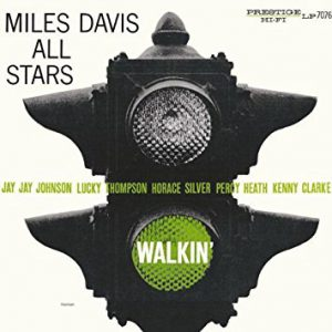 miles davis all stars - walkin' (juni 1957)