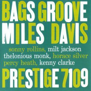 miles davis - bags groove prestige 7109 (1957)