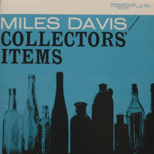 miles davis - collector' items