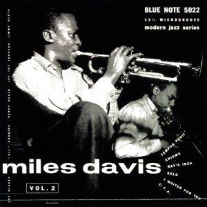 miles davis - miles davis vol. 2 blue note 5022