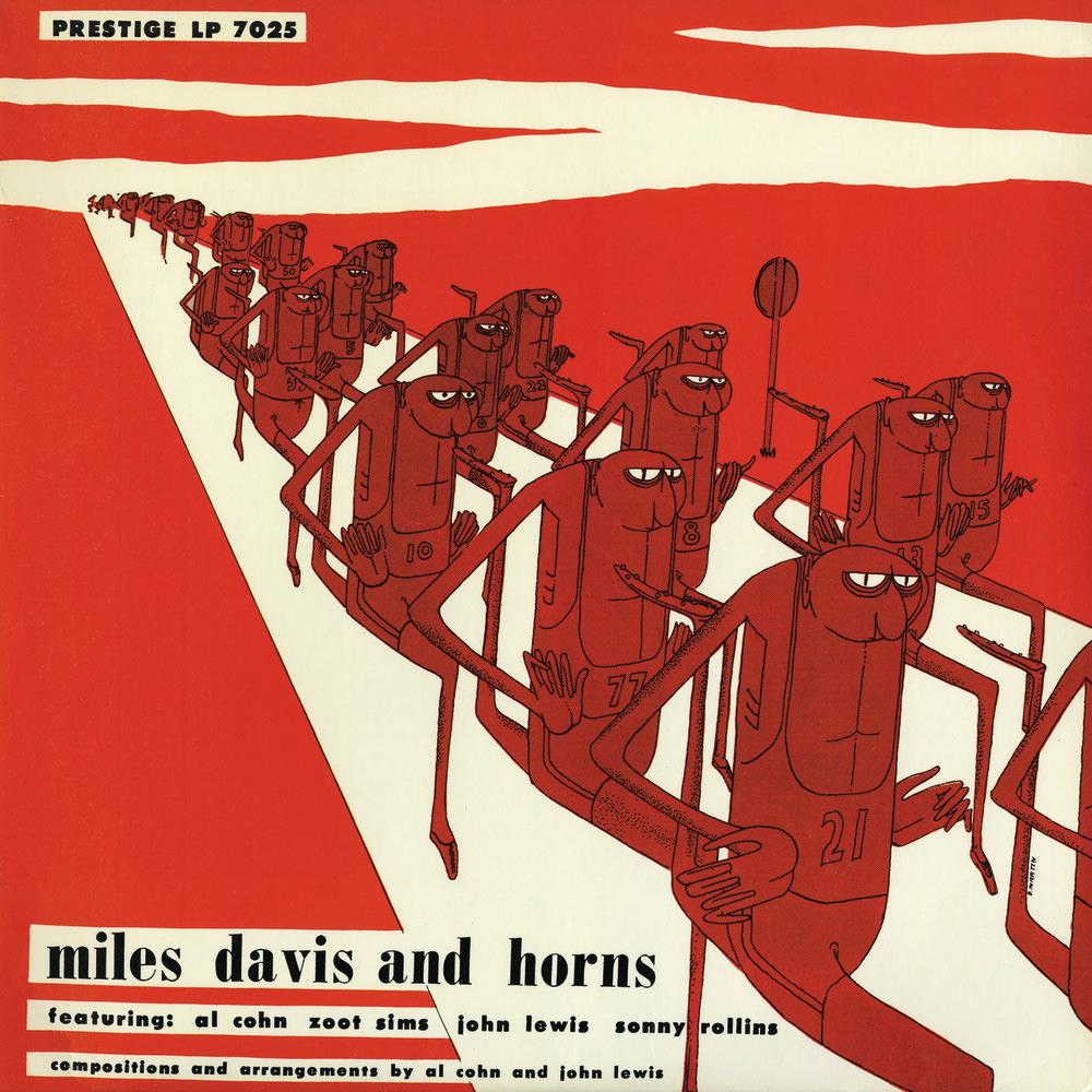 miles davis - miles davis with horns