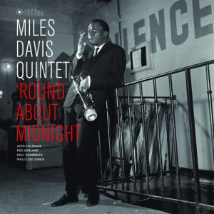 miles davis quintet - 'round about midnight (jazz images)