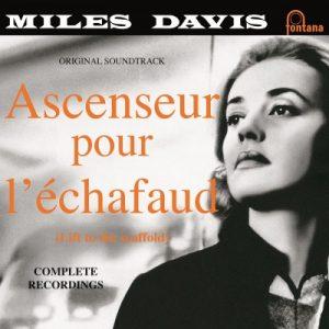 """miles davis - orginal soundtrack """"ascenseur pour l' échafaud (1958)"""