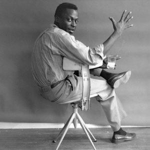 miles davis fotograaf tom palumbo (1921 - 2008)