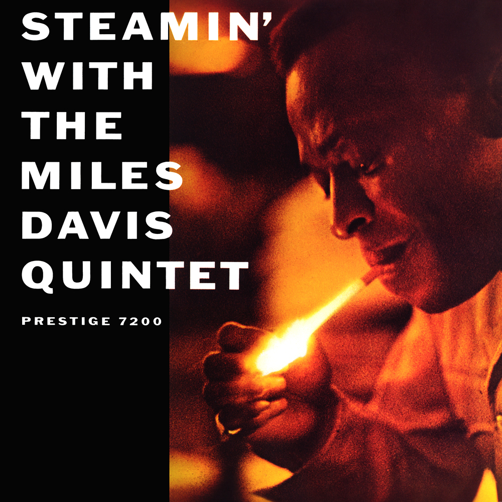 miles davis quintet - steamin' with......