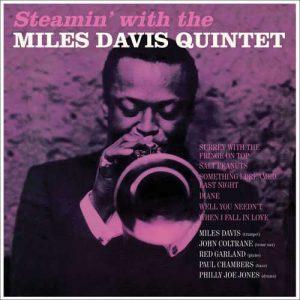 miles davis quintet - steamin' with the miles davis quintet (180 grams vinyl frankrijk 2015)