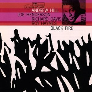 andrew hill - black fire (1964)