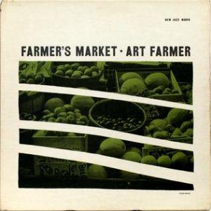 art farmer - farmer's market (1959)
