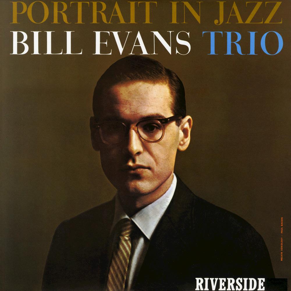 bill evans - op piano portrait in jazz (1960)