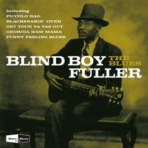 "blues van ""blind"" boy fuller - i'm a rattlesnakin' daddy (1935)"