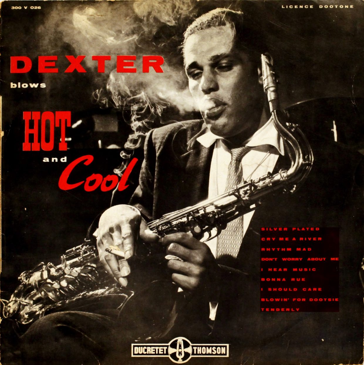 dexter gordon - dexter blows hot and cool