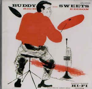 harry edison & buddy rich - buddy and sweets (1955)