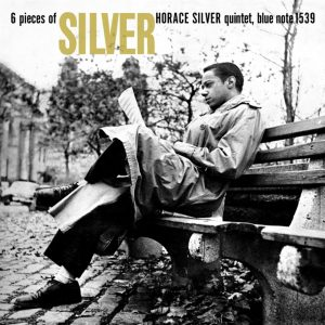horace silver quintet - 6 pieces of silver (1956)