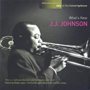 j.j.johnson quintet - what's new (2009)