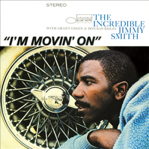 jimmy smith - i'm movin' on (1967)