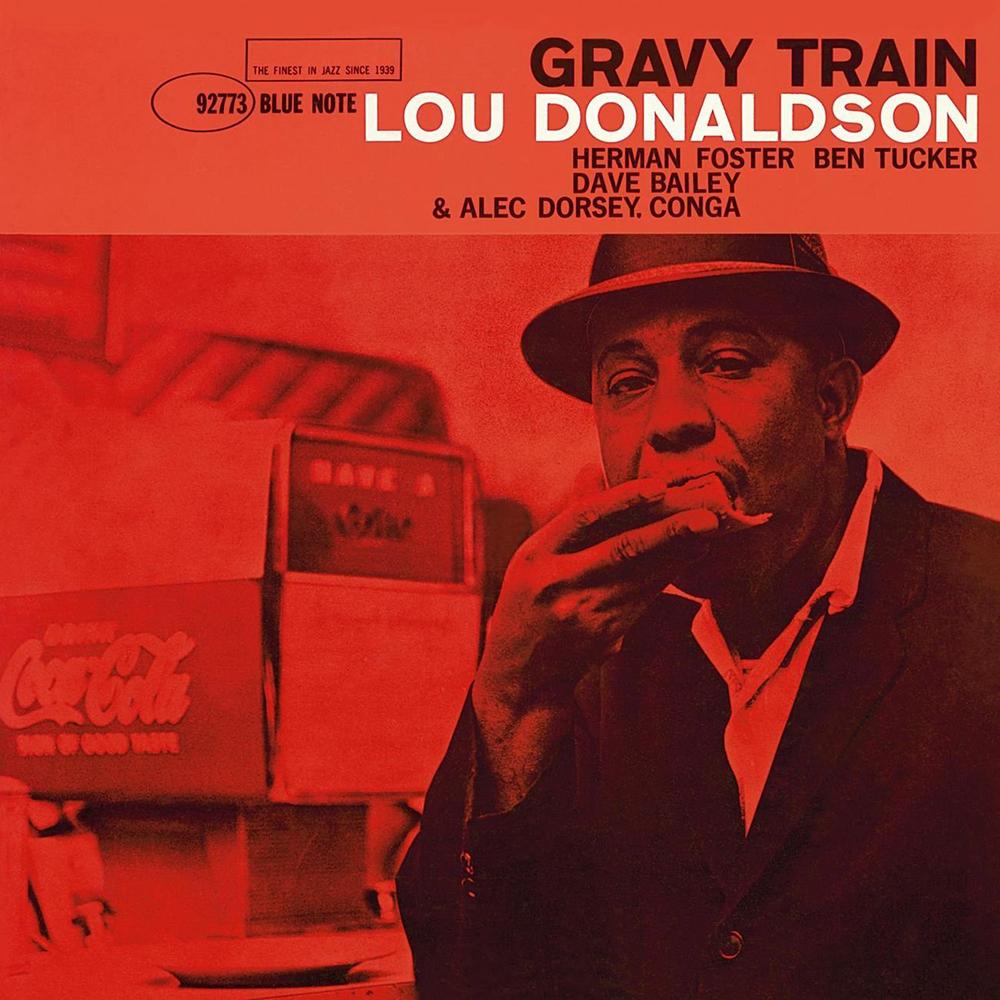 lou donaldson - gravy train