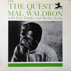 mal waldron - the quest (1961)