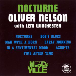 oliver nelson - nocturne (1960)