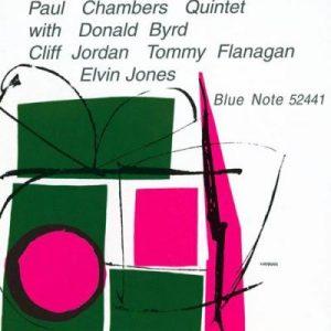 Jazz bassist paul chambers - paul chambers quintet (1957)