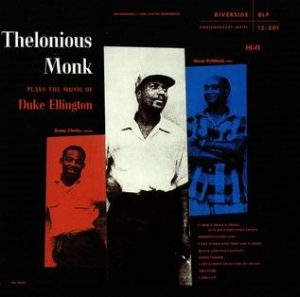 thelonious monk - plays the music of duke ellington (1955)