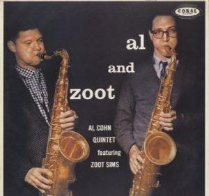 al cohn quintet - al and zoot (1957)