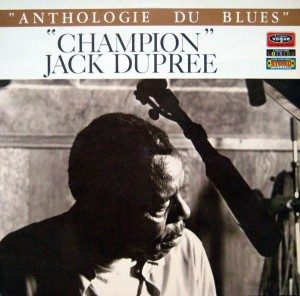champion jack dupree - chain gang blues (1940)