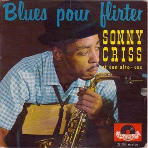 sonny criss quartet - blues pour flirter (1962)