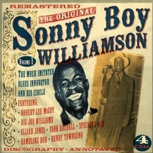 sonny boy williamson II - the orginal vol. 2