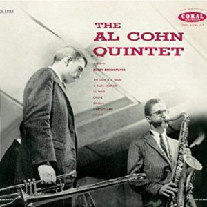 the al cohn quintet - featuring bob brookmeyer (1956)