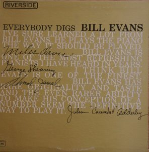 bill evans trio - everybody digs bill evans (1959)