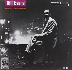 bill evan trio - new jazz conceptions (1956)