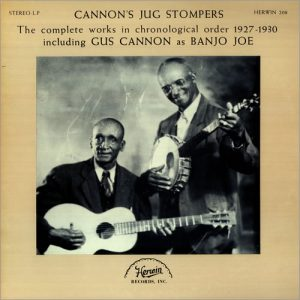 gus cannon's jug stompers - the complete works (1927-1930)