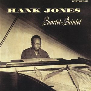 hank jones - quartet/quintet (1956)
