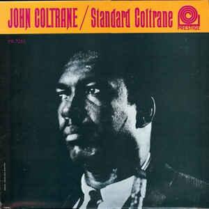john coltrane - standard coltrane (1958)