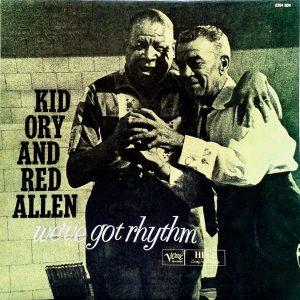 kid ory & red allen - we've got rhythm (1959)