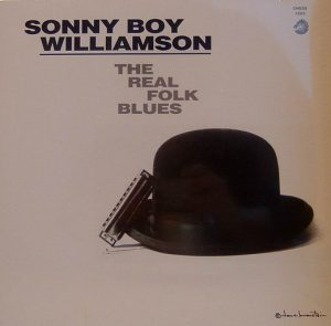 sonny boy williamson II - the real folk blues (1966)