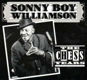 sonny boy williamson I (john lee curtis) - the chess years
