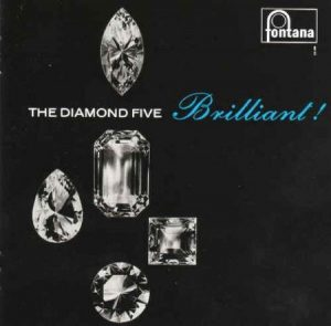 the diamond five - brilliant ! (1963)