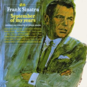 frank sinatra - september of my years (1965)