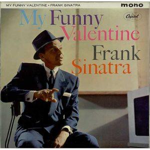 frank sinatra - my funny valentine u.k. (1964)