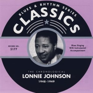 lonnie johnson - blues & rhythm series (2008)