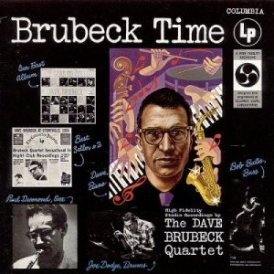Dave Brubeck Quartet - Brubeck Time (1955)