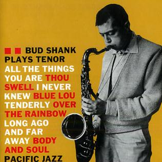 Bud Shank - Bud Shank Plays Tenor (1960)