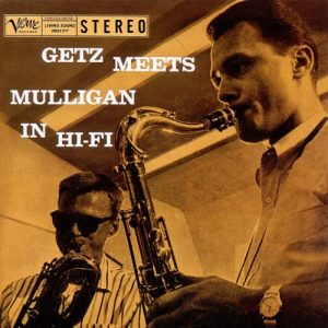 Stan Getz & Gerry Mulligan - Getz meets Mulligan (1957)