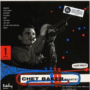 Chet Baker - Chet Baker Quartet Vol.1 (Barclay 1955)