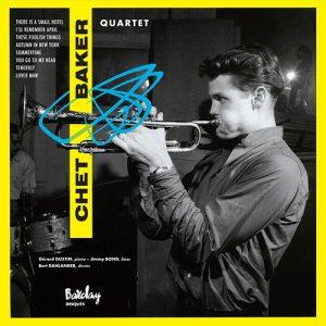 Chet Baker - Chet Baker Quartet Vol.2 (Barclay 1955)