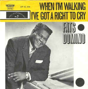 fats domino - i'm walking (1957)
