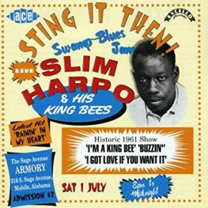 slim harpo - sting it them