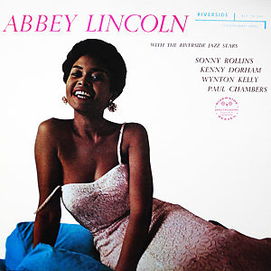 abbey lincoln - that's him 1957