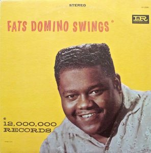 fats domino 12.000.000 recordings 1956
